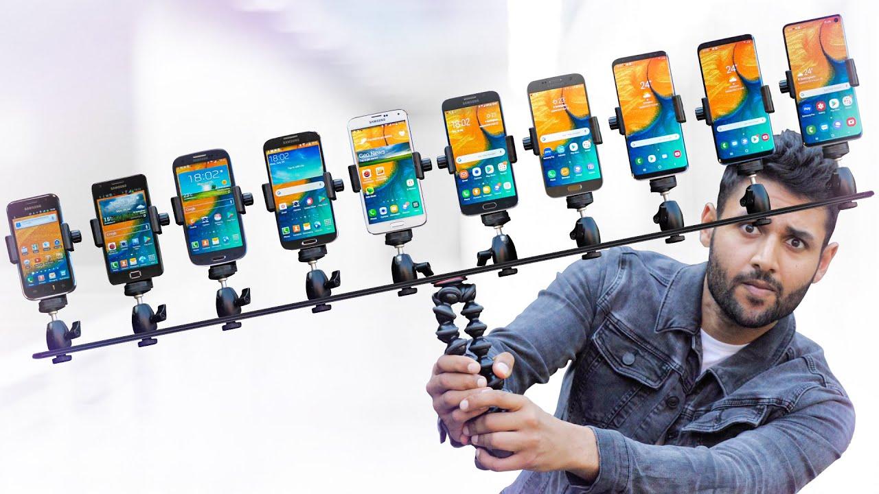 The Ultimate Samsung Galaxy Comparison.