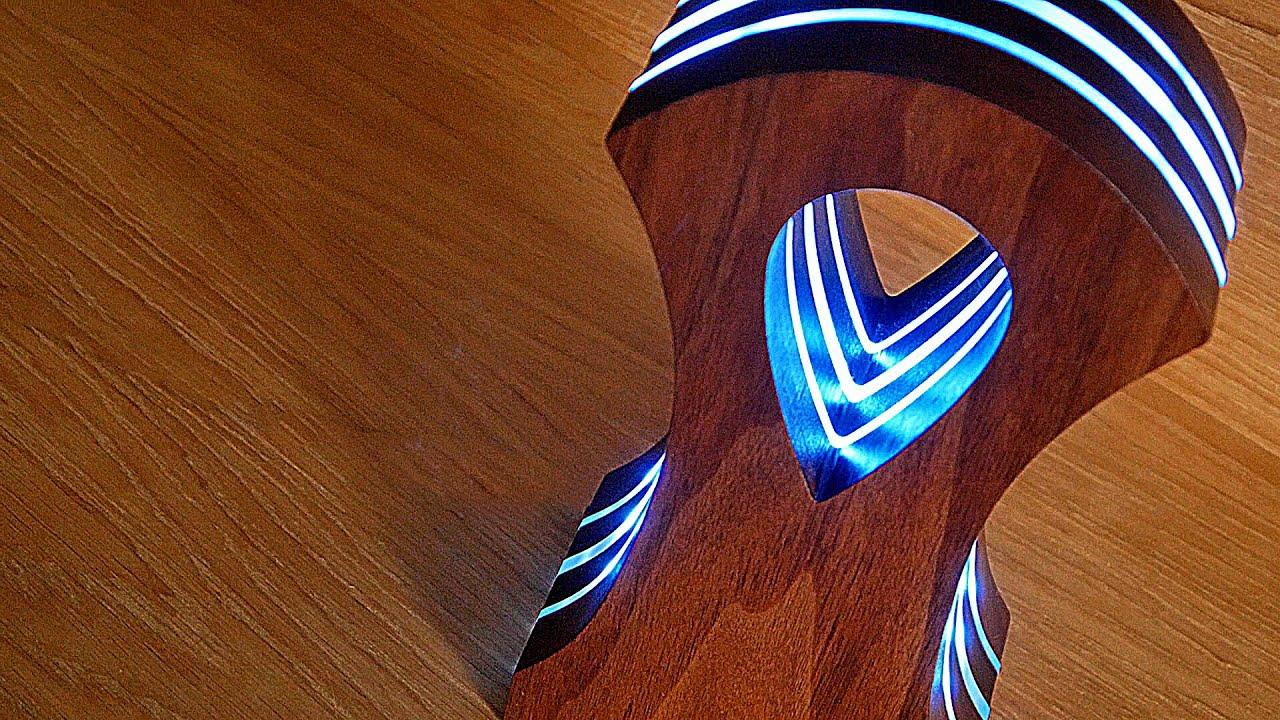 Making the Ultimate DIY Headphone Stand aka Spectrum Dock