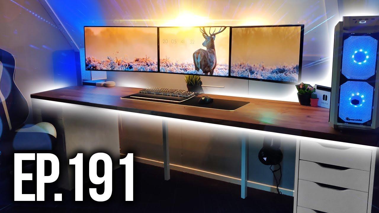 Room Tour Project 191 – BEST Gaming Setups