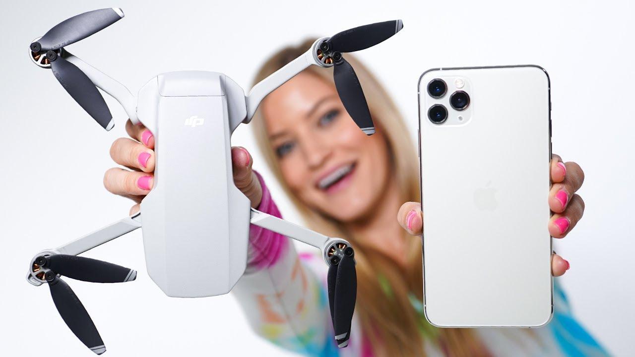 iPhone Sized Drone DJI Mavic Mini Review