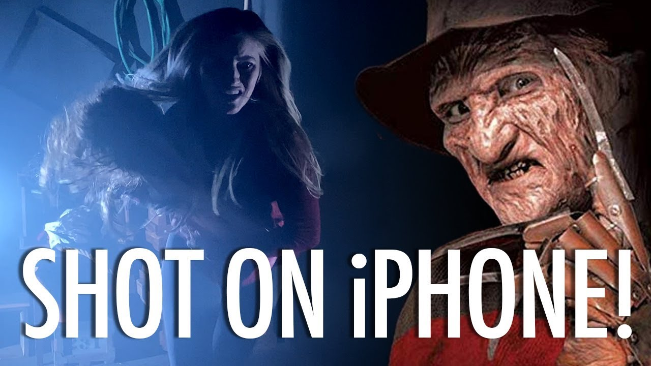 Re-shot on iPhone 11 Pro Nightmare On Elm Street