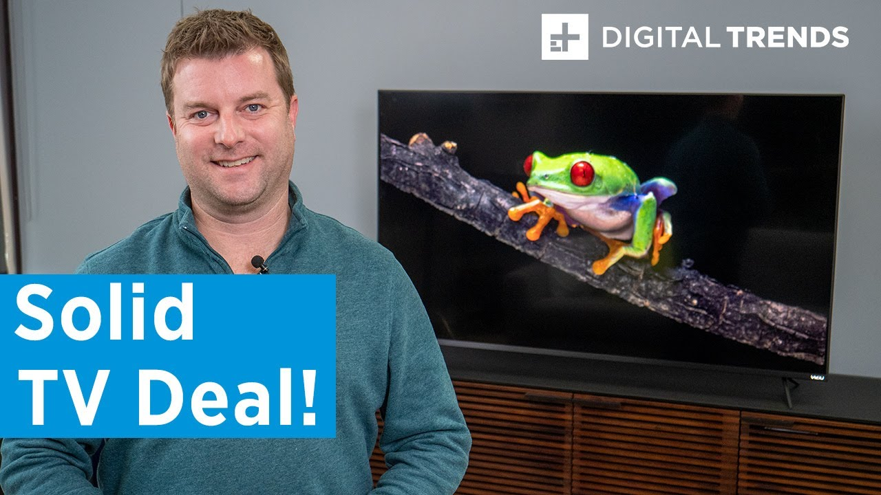 Vizio M Series Quantum 4K HDR TV Review M8 Solid, with a catch