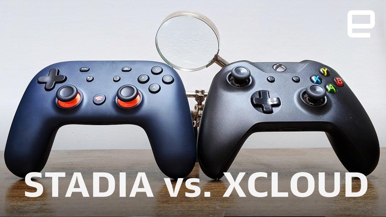 Google Stadia vs. Microsoft xCloud Real-world comparison