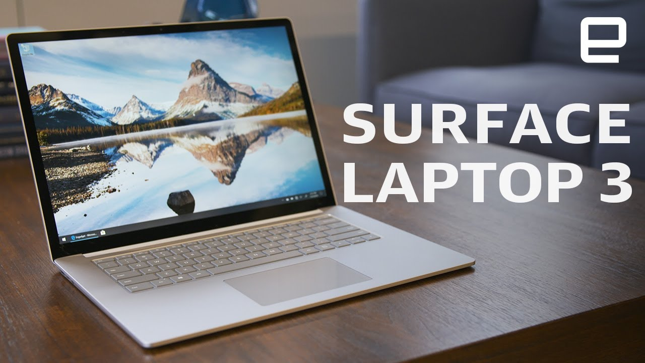 Microsoft Surface Laptop 3 15-inch review