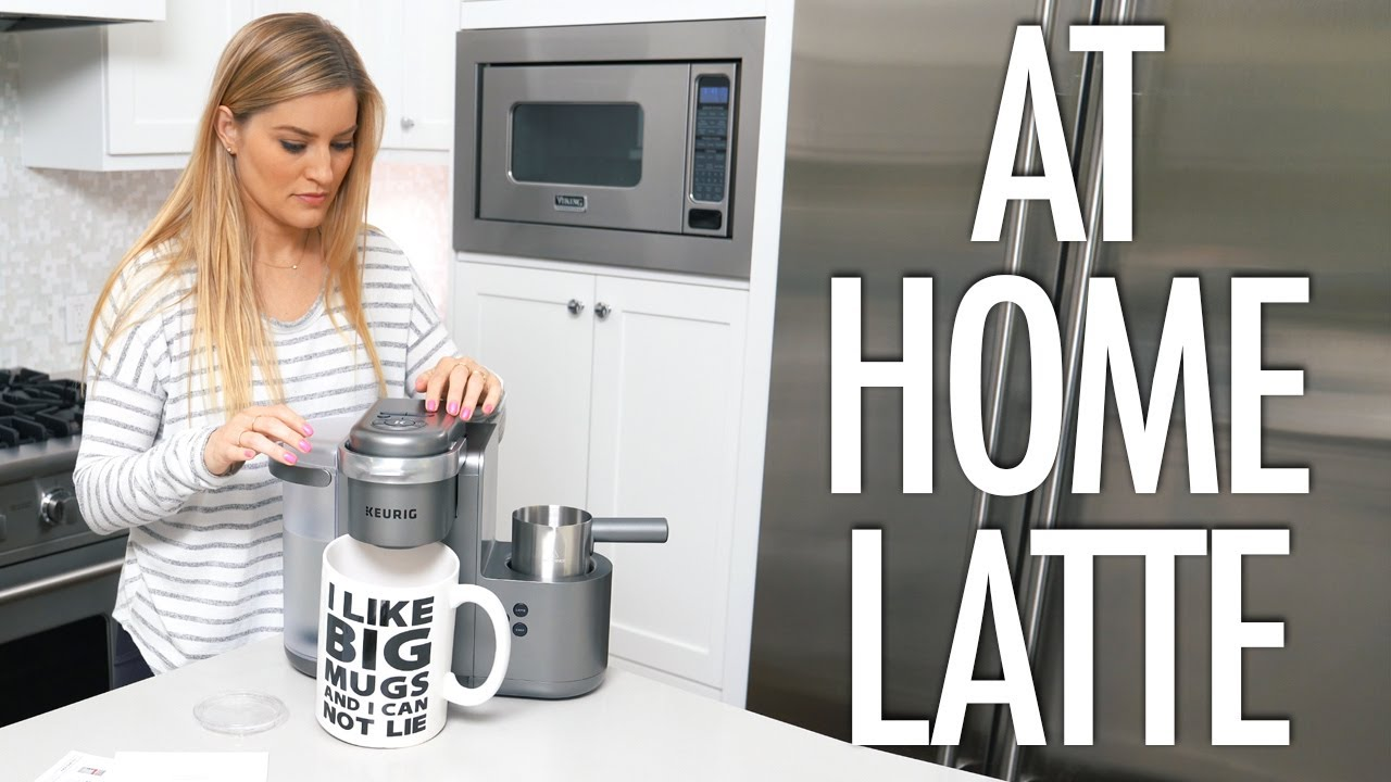 How To Make A Latte At Home – Unboxing