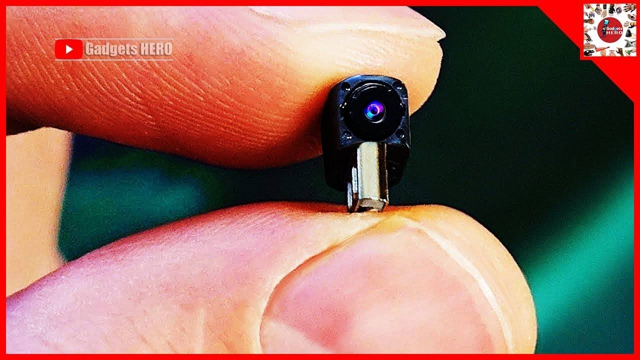 TOP 6 SPY Camera SPY Gadgets That Are Next Level