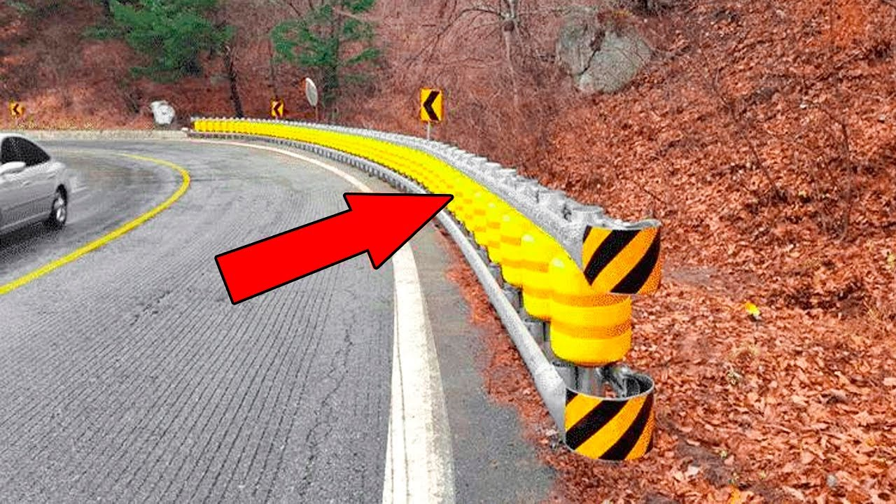 INTERESTING ROAD INVENTIONS THAT ARE ON AN ENTIRELY NEW LEVEL