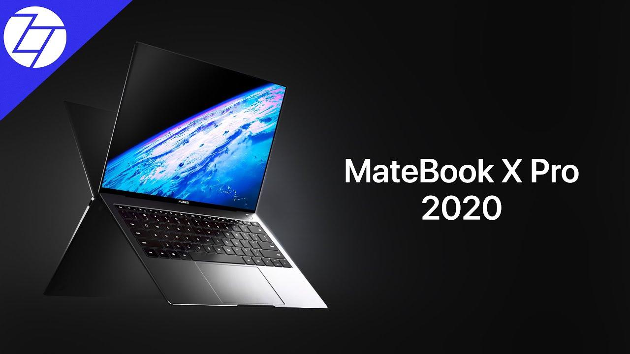 Huawei MateBook X Pro 2020 A 14 Laptop with a Dedicated GPU