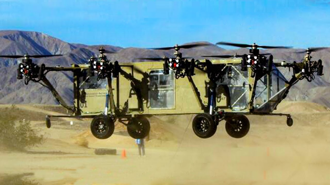 INCREDIBLE Military Vehicles You Didnt Know That Existed