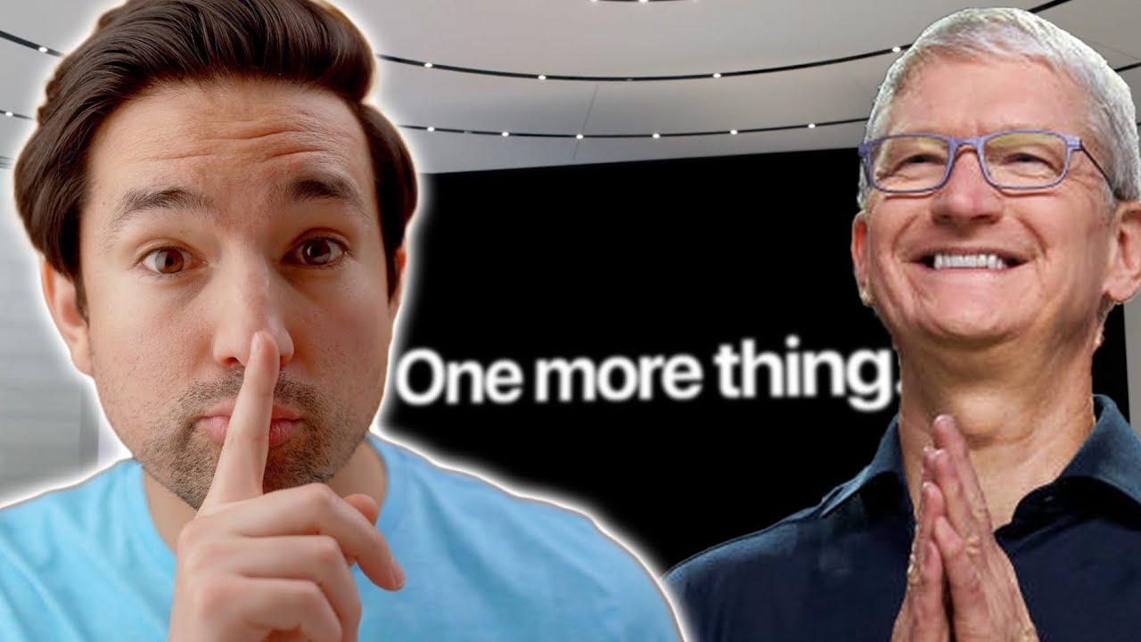 Apples Big Secret