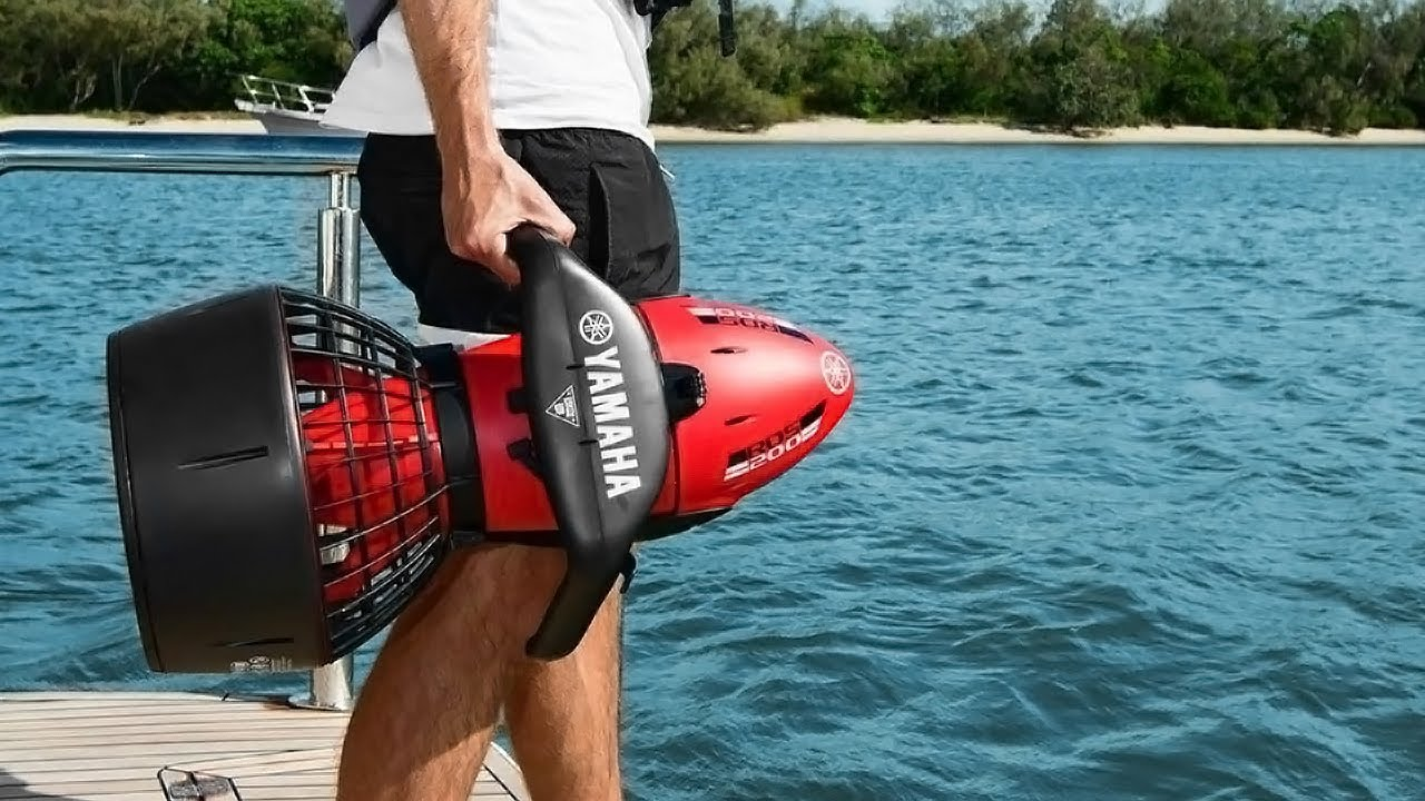 8 AMAZING GADGETS FOR SCUBA DIVING AND UNDERWATER EXPLORATION
