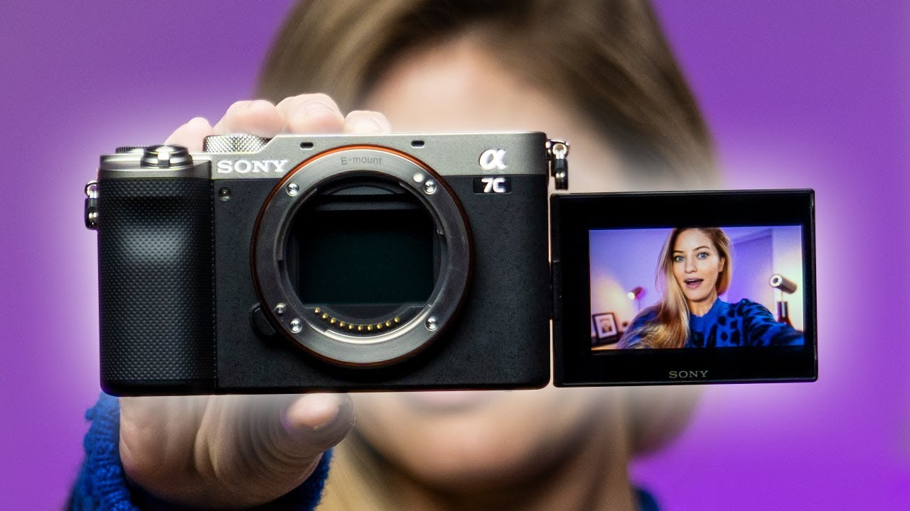 NEW Sony A7C – Lightest and Most Affordable Full Frame Camera EVER