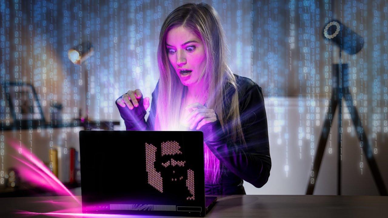 MYSTERIOUS Laptop Unboxing ASUS Zephyrus G14 ACRNM RMTO1