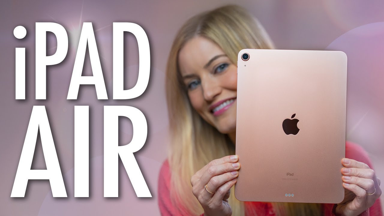 NEW iPad Air with TouchID