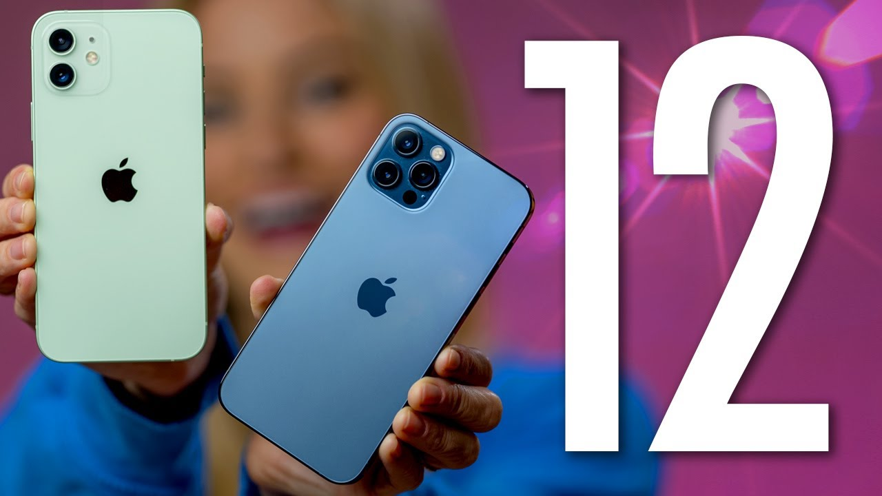 iPhone 12 and 12 Pro Unboxing