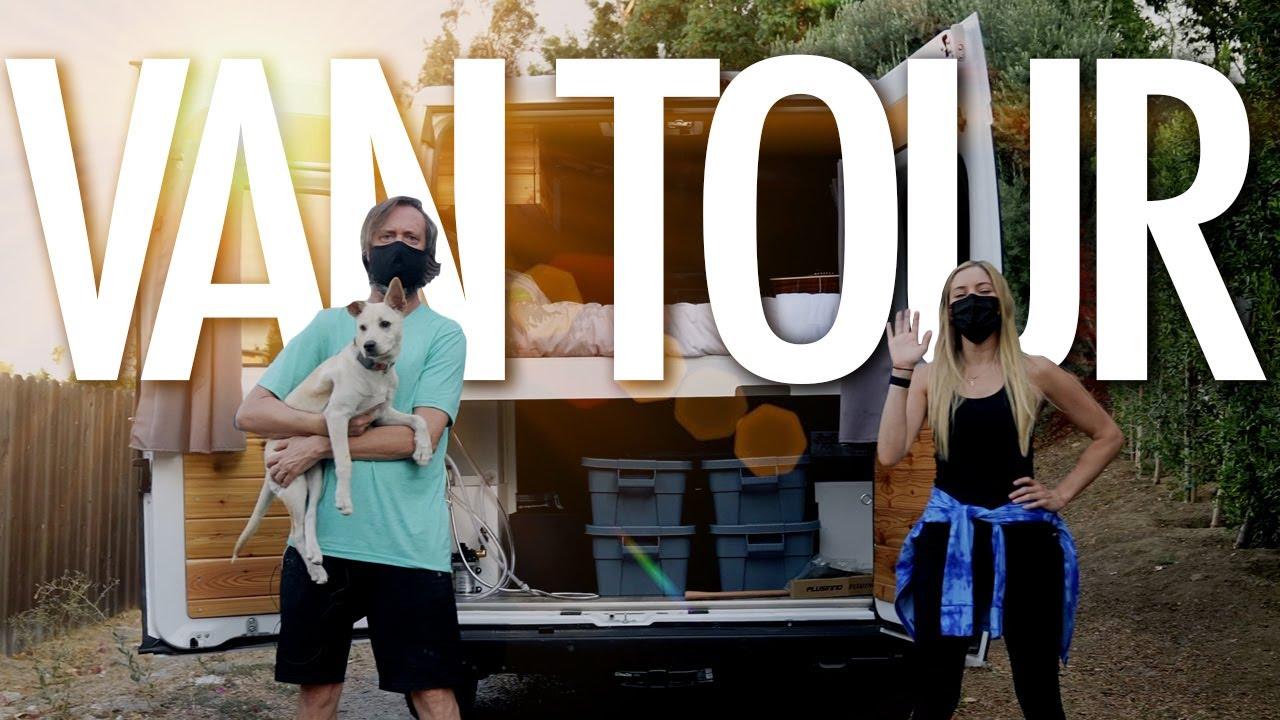 Tom Greens Van Tour