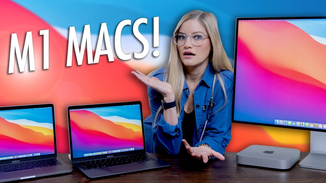 M1 Mac Review – Which M1 Mac Should You Get