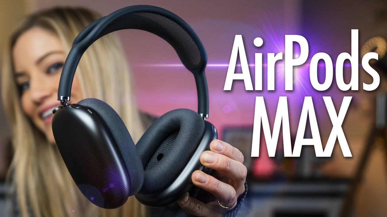 AirPods Max Unboxing and First Impressions
