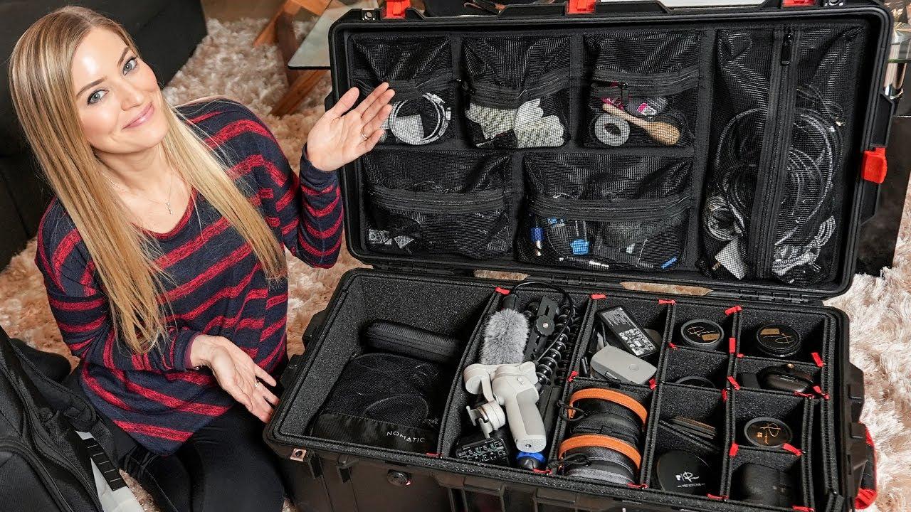 Ultimate Travel Gear Bag