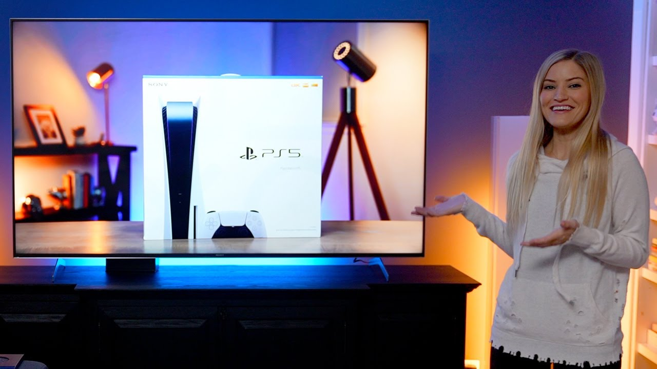 Unboxing the Sony X900H 4K HDR TV