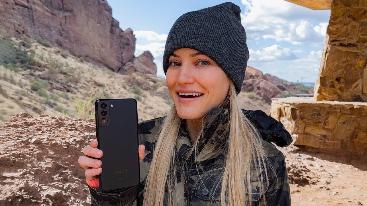 5G road trip and scavenger hunt with T-Mobile