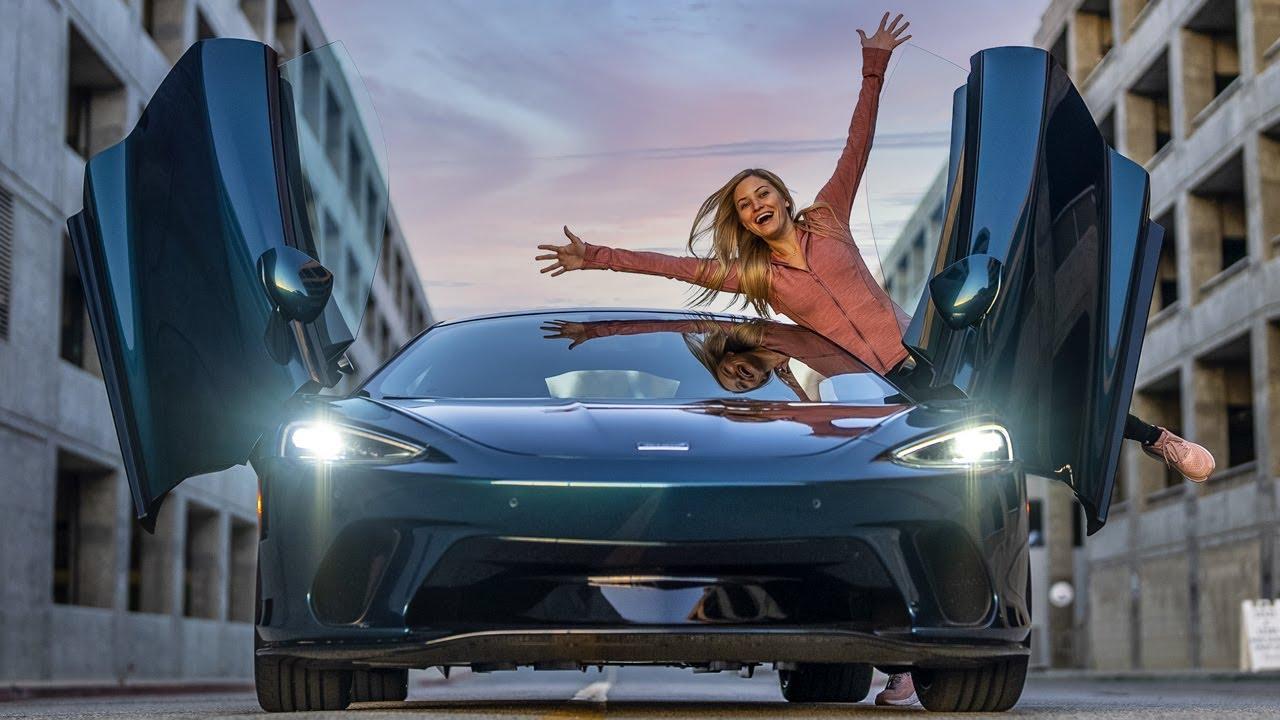 McLaren GT – My New Car