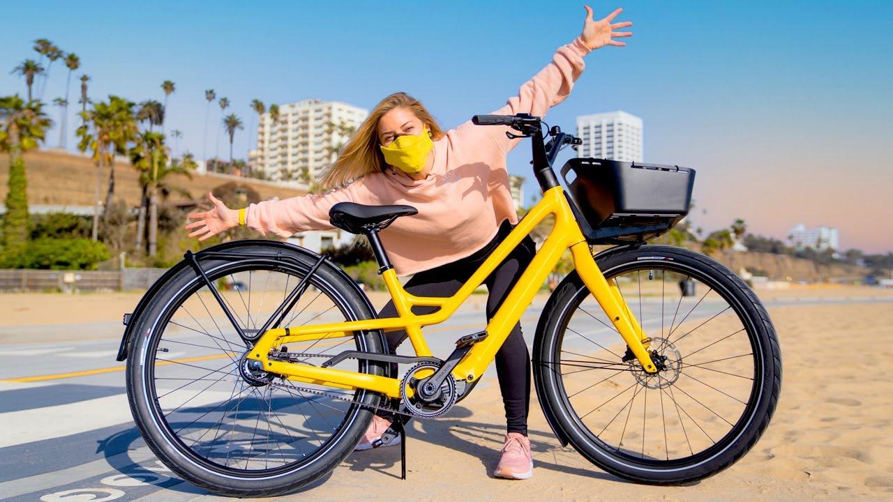 New Electric Bike Turbo Como SL