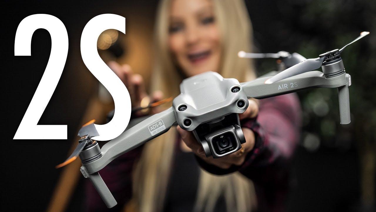 New Drone, who dis DJI Air 2S