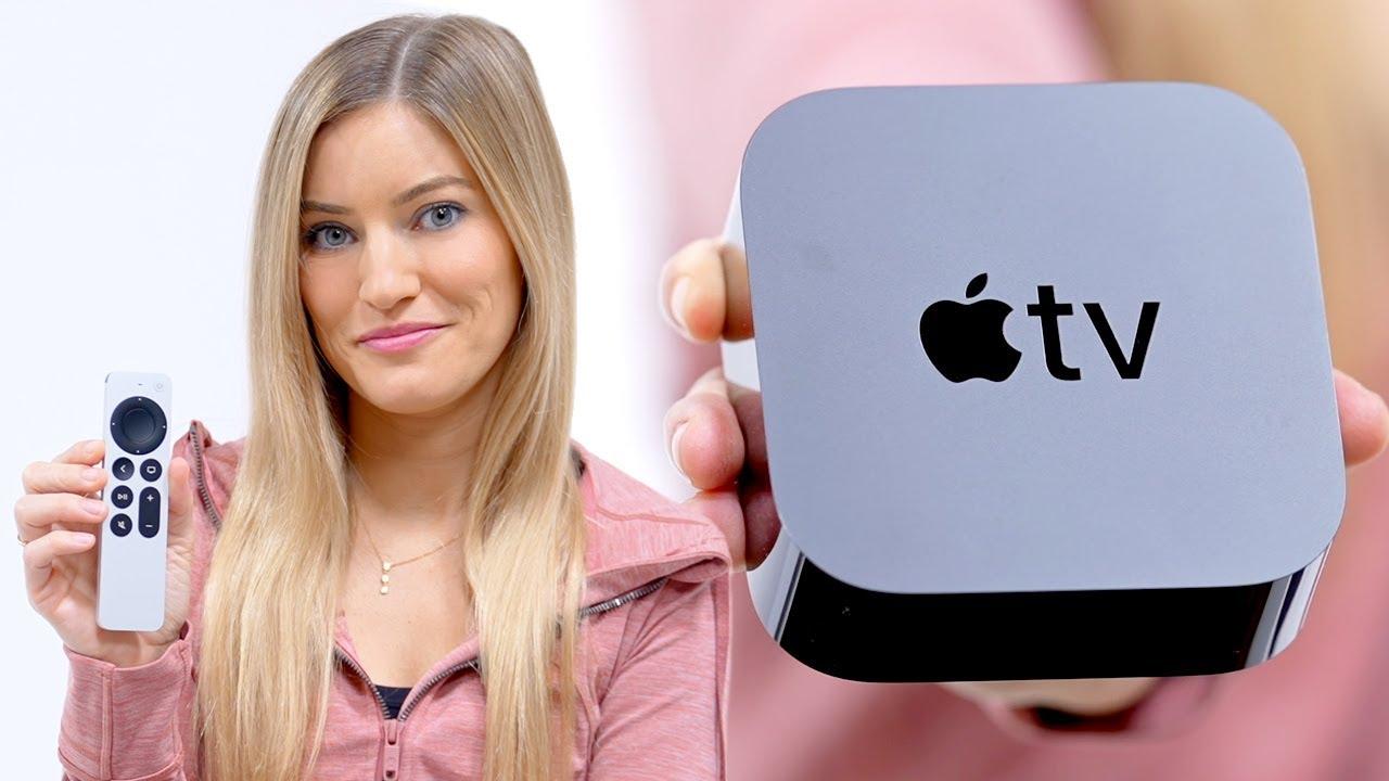 New 2021 Apple TV 4K
