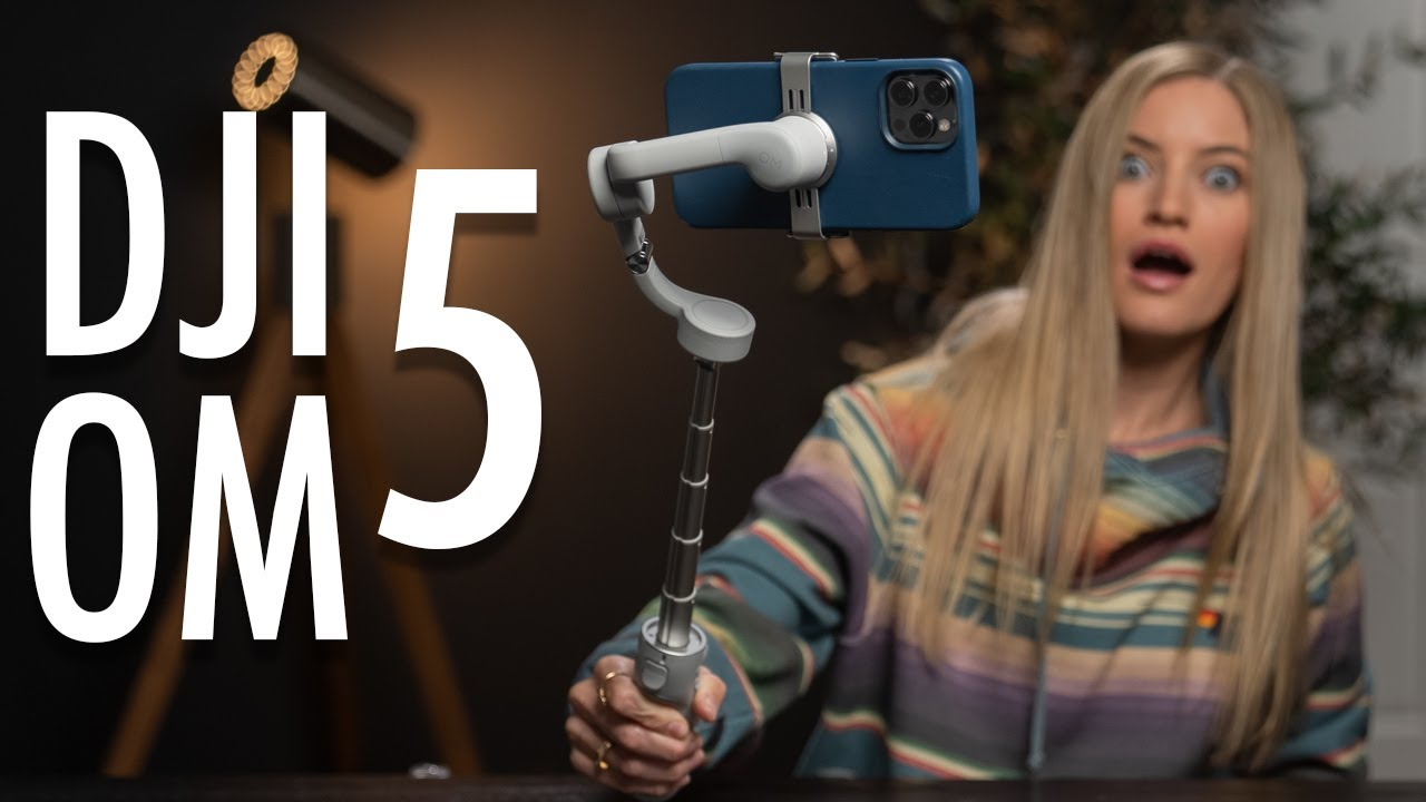 New Smartphone Gimbal DJI OM 5 Review
