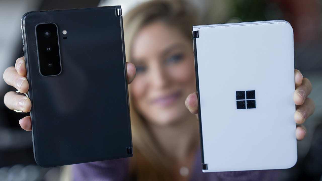 The New Microsoft Surface Duo 2 and Laptop Studio