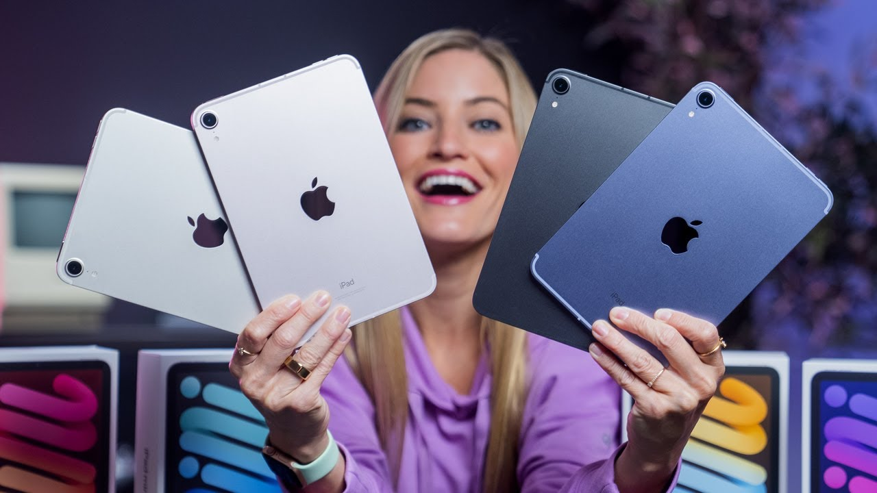 The all new iPad Mini Unboxing and first impressions