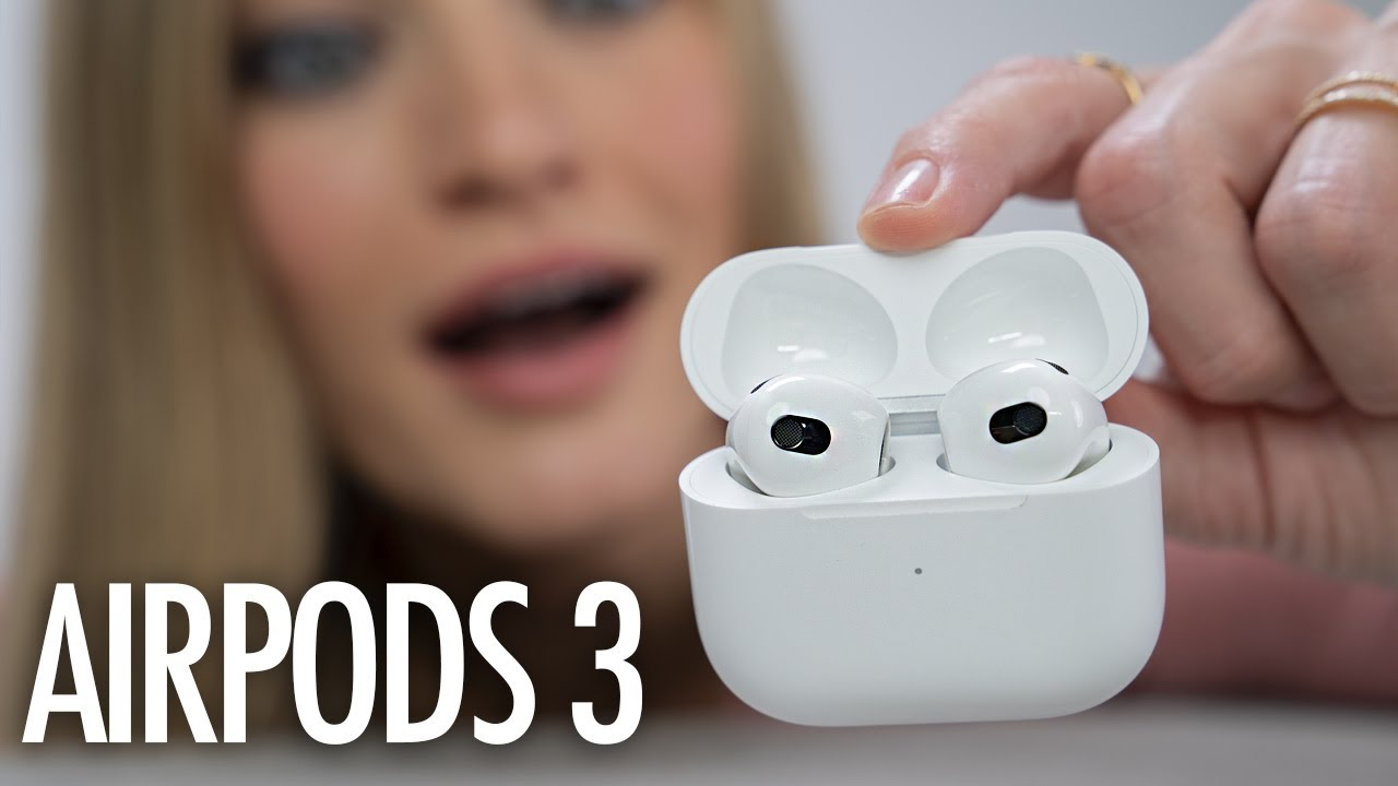 NEW AirPods 3