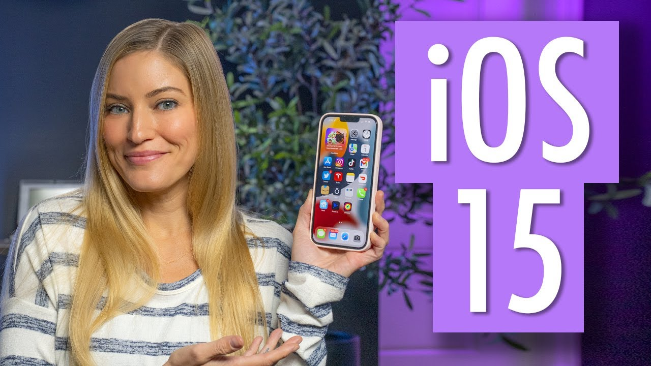 My favorite iOS 15 features on iPhone 13