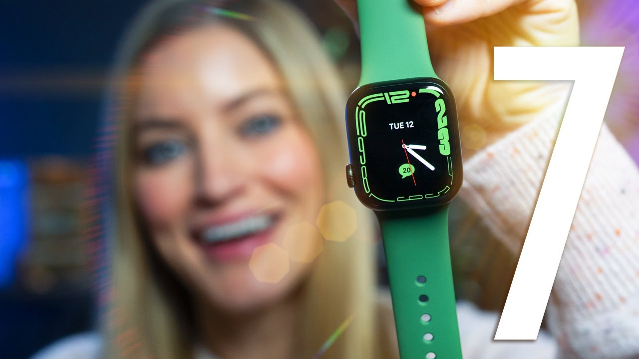 Apple Watch Series 7 – Its here