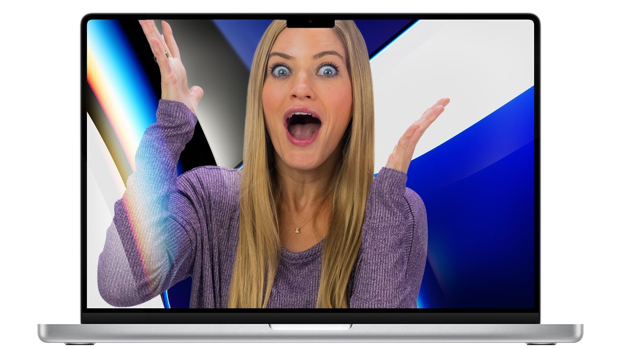 The most POWERFUL MacBooks are HERE M1 Pro and M1 Max