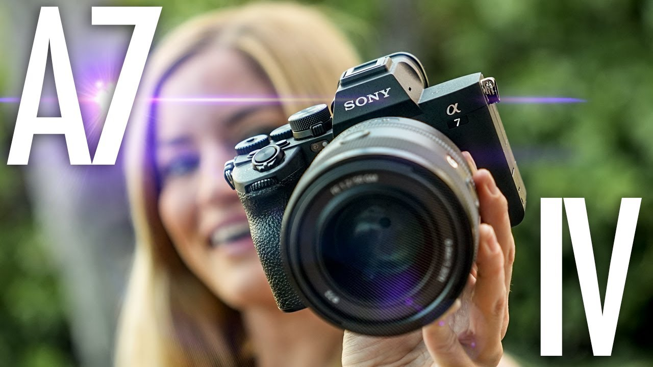 Sony A7 IV is here A creators dream camera